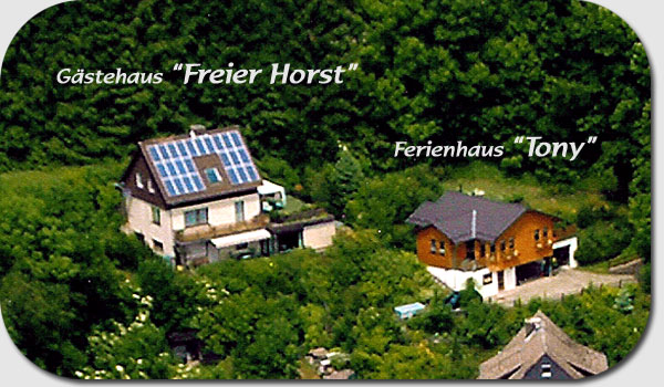 Ferienh�user Hirschhausen in Lerbach im Harz